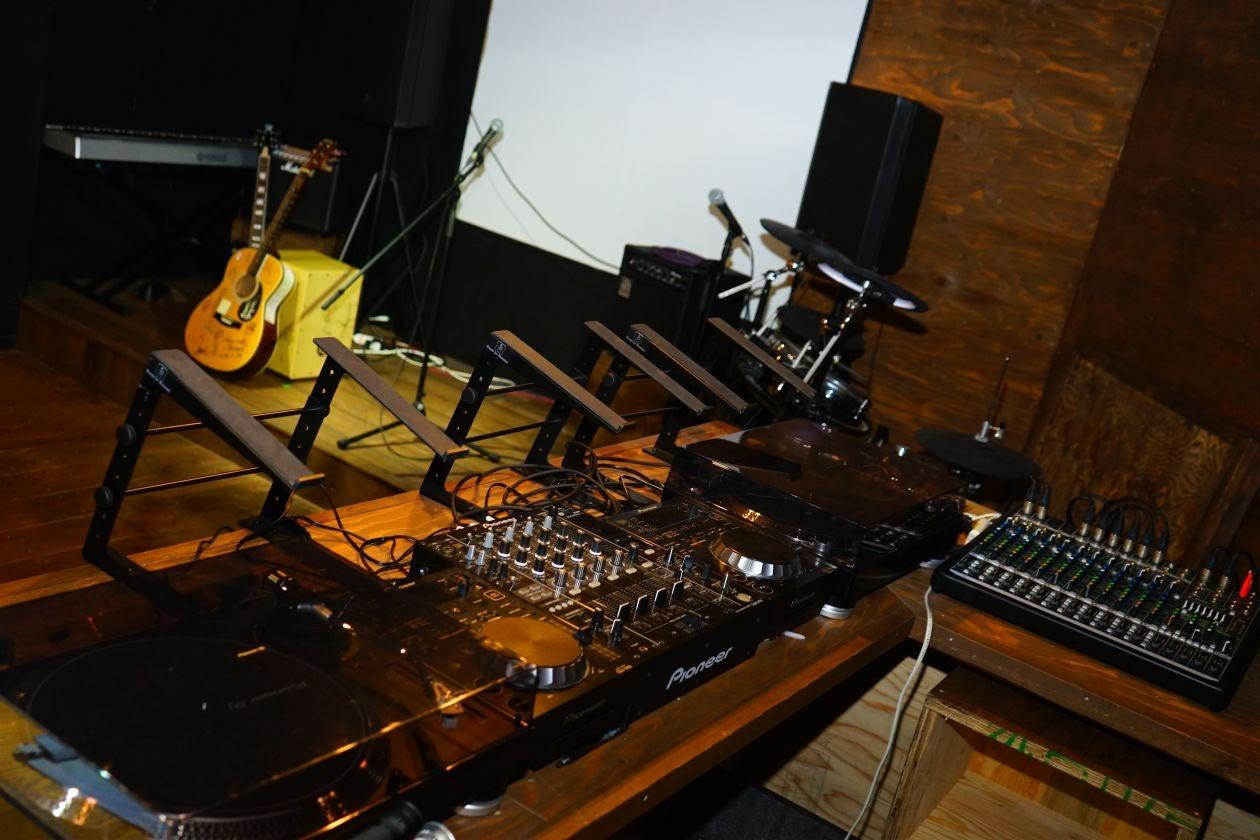 DJできます!