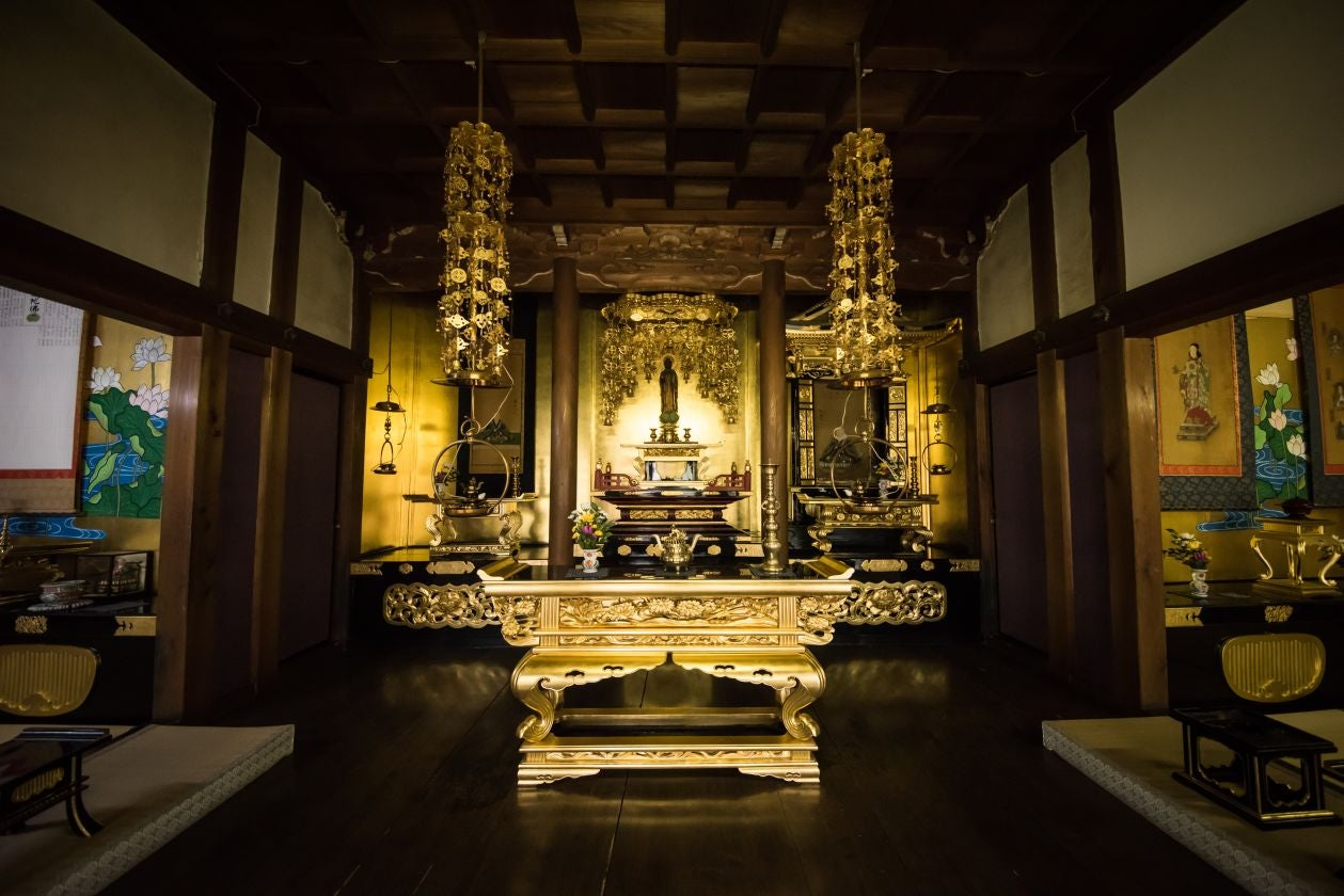 浄土真宗大谷派 順徳寺  「写真・動画撮影」「写真・絵画の展示」「会議」 寺院  (お得キャンペーンがあります。) の写真