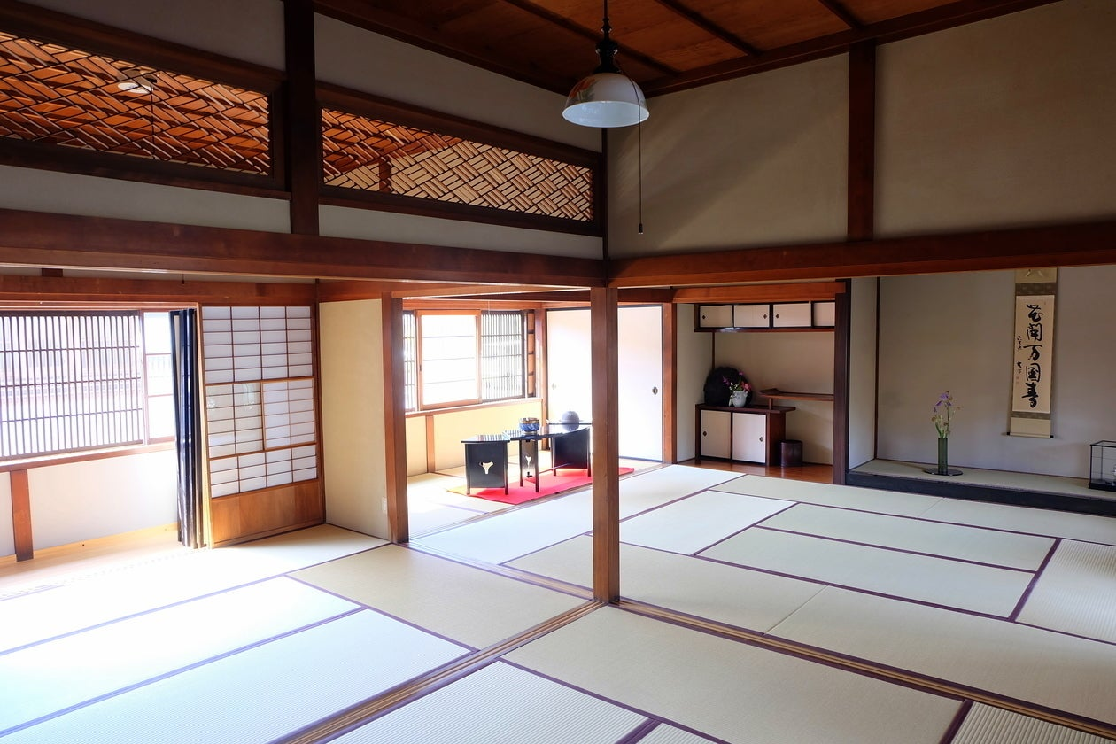 【群馬・桐生】明治時代から残る邸宅を貸し切って、和を感じる体験をしませんか?(四辻の斎嘉(さいか)@日本遺産のまち桐生) の写真0