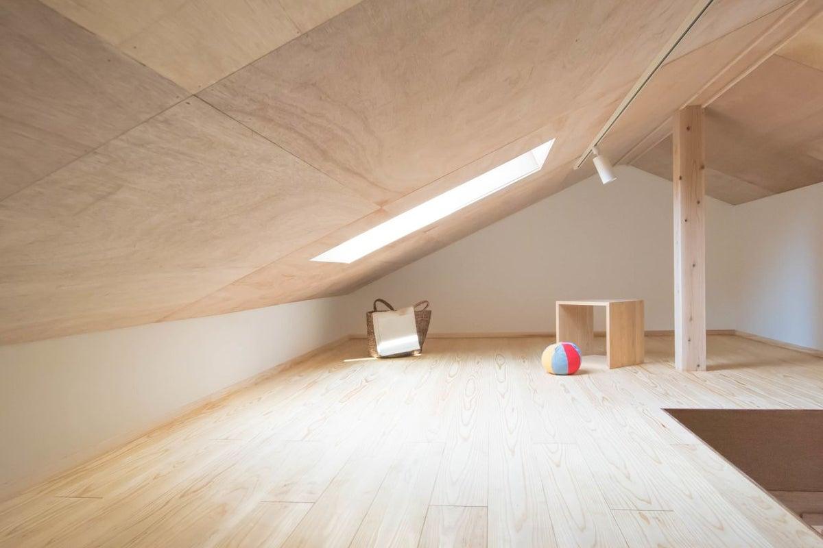 【福岡天神から約20分】無垢材を使ったモデルハウスを一棟貸切 撮影やパーティ、イベント利用に の写真