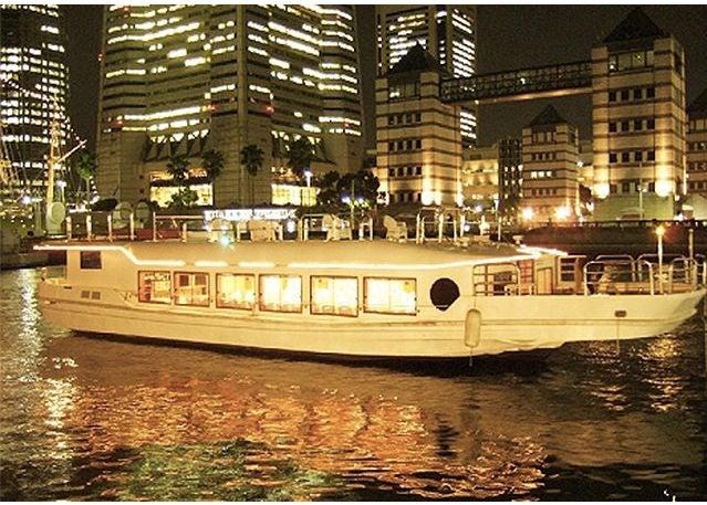 オリエンタルノア(お台場、勝どき、天王洲、みなとみらいでも可)(オリエンタルノア(勝どき、お台場、天王洲アイル、みなとみらいからでも乗船可能)) の写真0