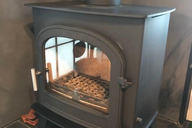 薪まきカフェ の写真