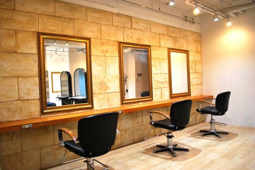 美容のシェアリングサロン フランジ 稼ぎたい美容師さんに 撮影にもご利用いただけます(シェアリングサロン frange) の写真0