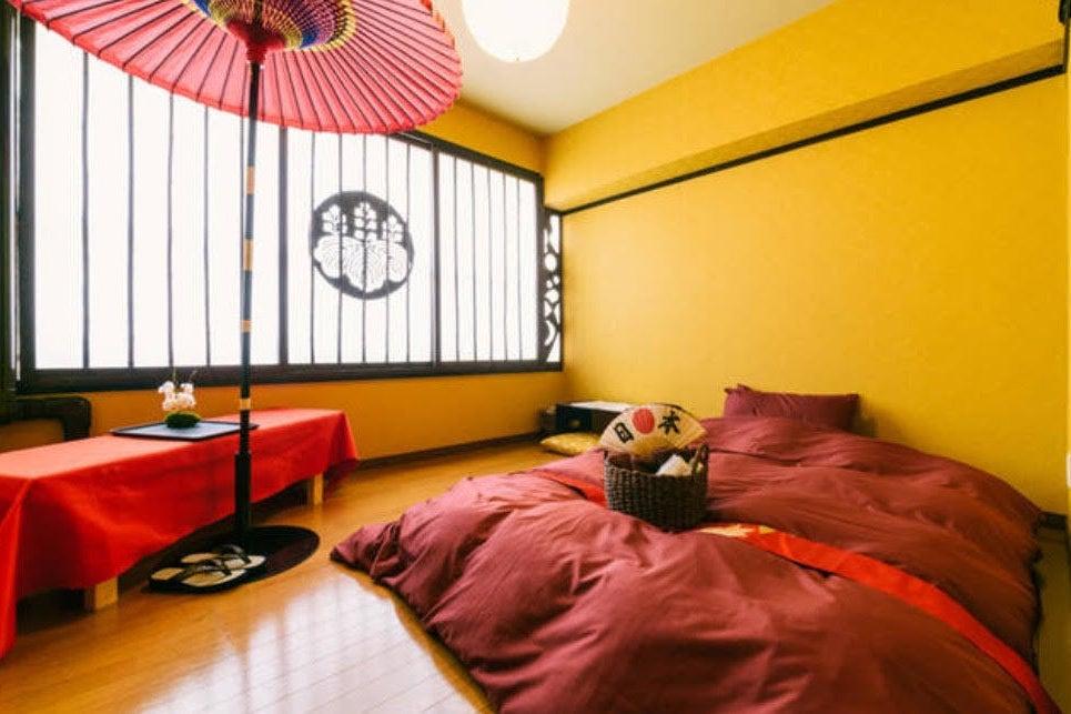 鬼滅の刃マスクプレゼント①豊臣秀吉の部屋💛インスタ映えコスプレ個室 の写真