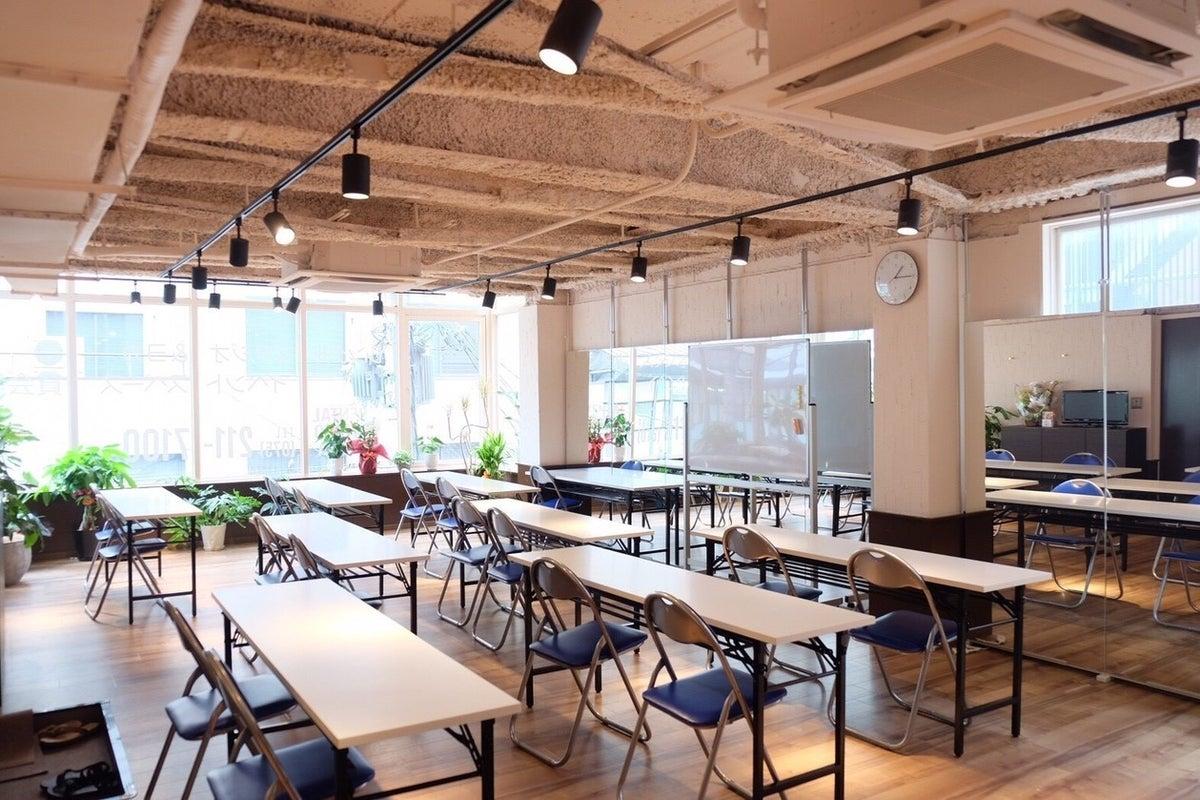 四条烏丸の好立地 レンタルスタジオ 貸会議室 イベントスペース ヨガスタジオ の写真