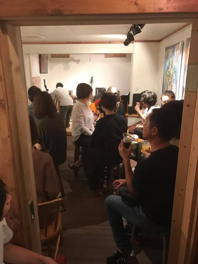 【福岡 赤坂駅 4番出口徒歩1分】ENOTN Akasaka Studio(エノトン)音楽スタジオ&イベント enotn.org のサムネイル