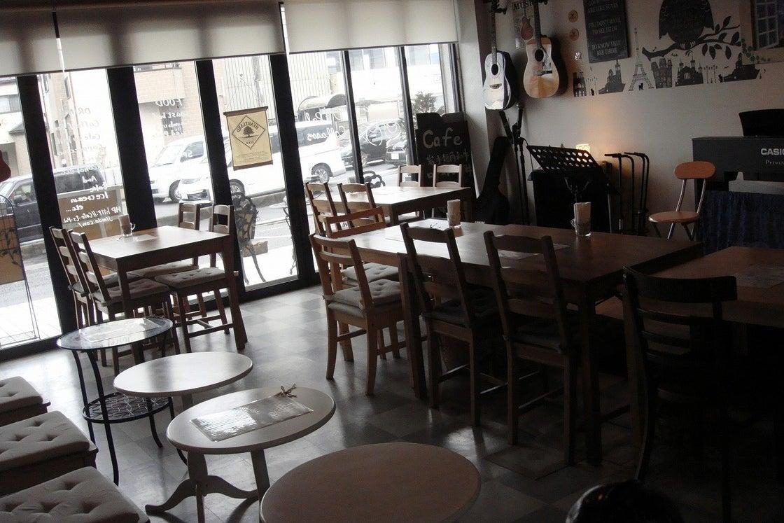 Cafe T's pal Collassez の写真