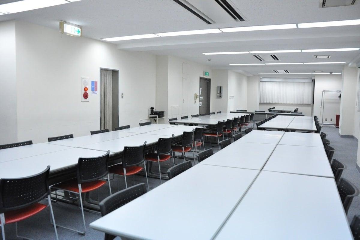 【中目黒】目黒川近くの自然のある静かで落ち着いた会議室 の写真