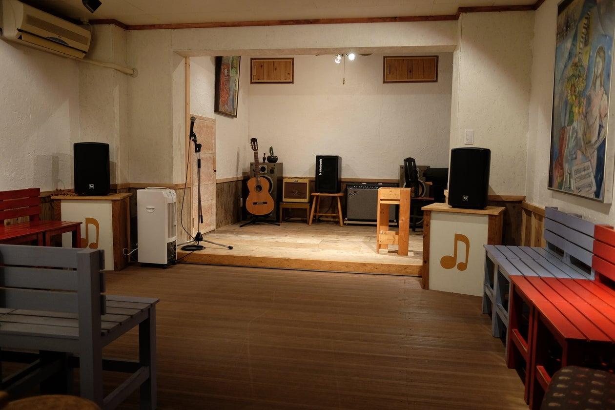 【福岡 赤坂駅 4番出口徒歩1分】ENOTN Akasaka Studio(エノトン)音楽スタジオ&イベント enotn.org の写真