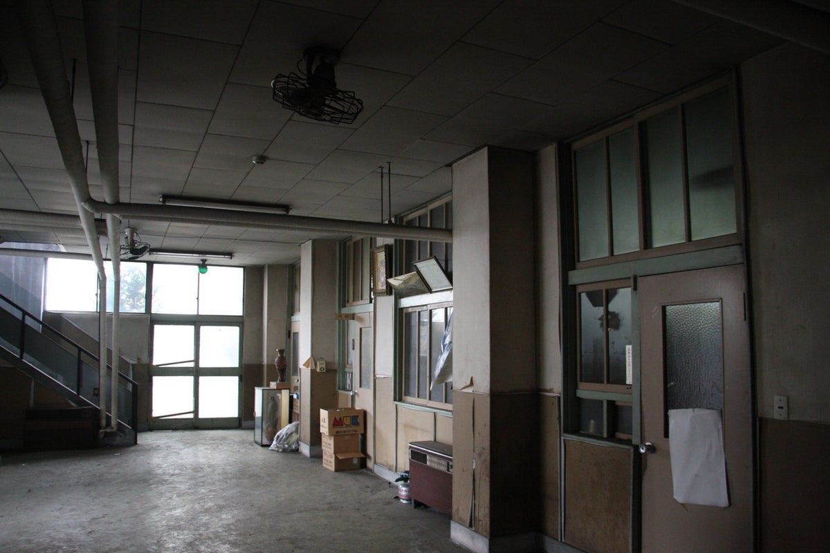 【八潮市廃病院スタジオ】廃墟、廃病院です。コスプレ撮影等にどうぞ! の写真