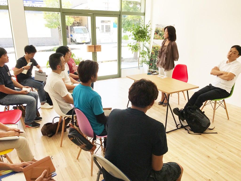 各地で活動する起業家が集い、トークイベントなどが行われることもあります。