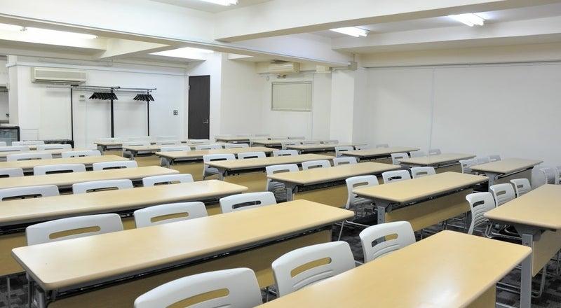 【神田】重厚感のあるリーズナブル貸し会議室(3階:63名様)
