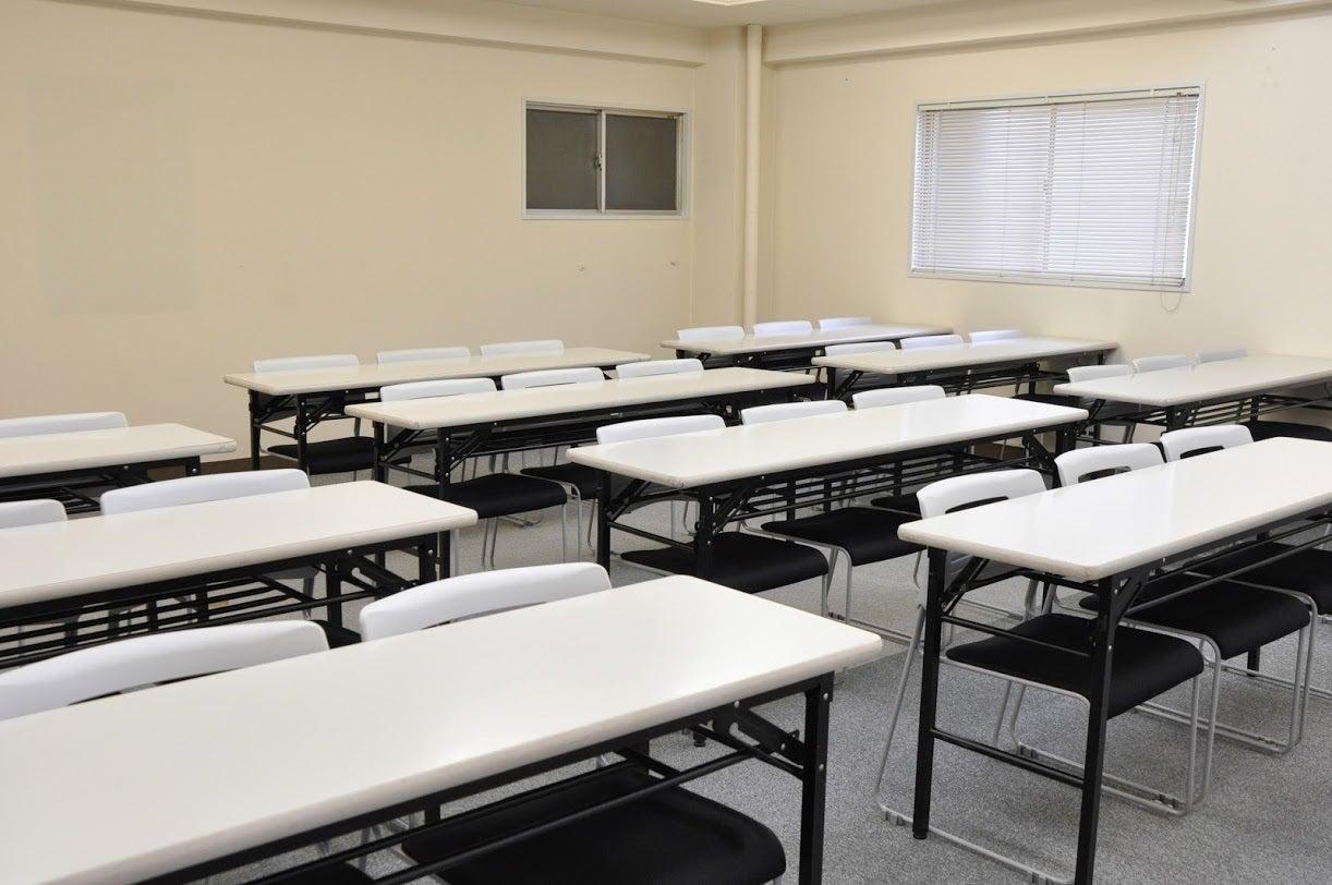 【神田】清潔感のあるリーズナブル貸し会議室(4階:33名)(NATULUCK神田北口駅前店) の写真0