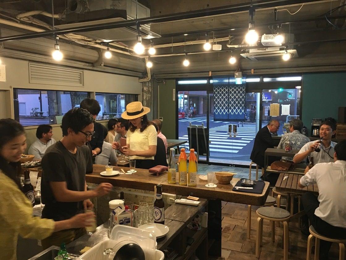 【地域に開かれたオープンなキッチン付レンタルスペース】パーティ、料理イベント、地域活性化イベントなど、好評受付中! のサムネイル