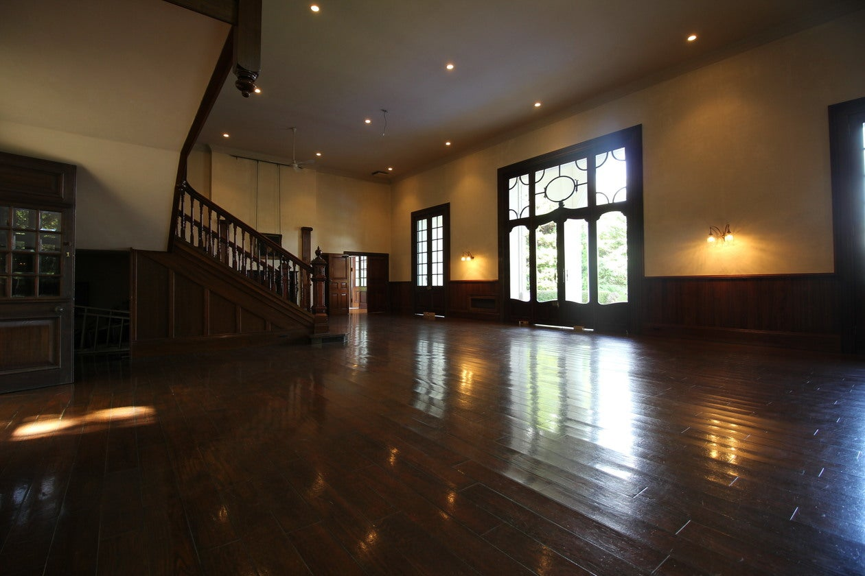 【Room1】1階の大広間 の写真