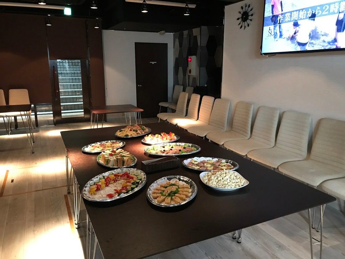 【直前割10%引き】fika新宿御苑 本格キッチン設備の付いた「キッチン付きレンタルスペース」 パーティー・会議・セミナーに の写真