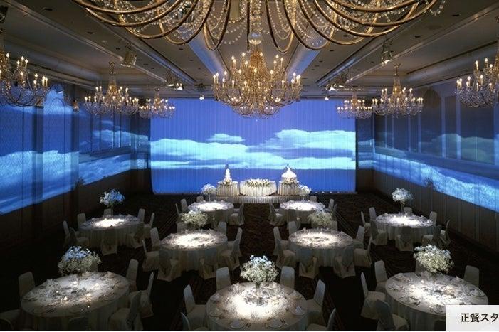 ロイヤルホール(4階)〜国際的なコンベンションから大規模なパーティーまで〜 の写真