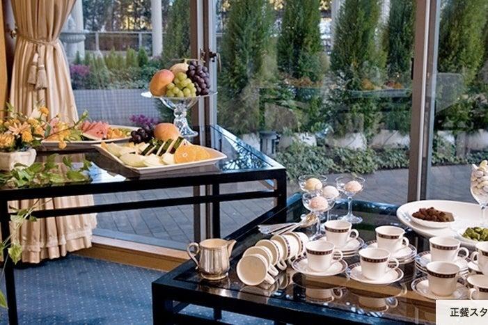 ガーデンコート(3階)〜ブルーとベージュを基調とした落ち着いた雰囲気のバンケット〜 の写真