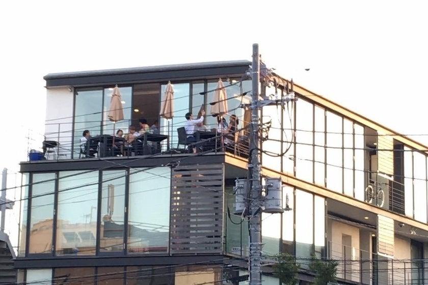 風の抜けるキッチン イベントパーティスペース 逗子駅前 の写真