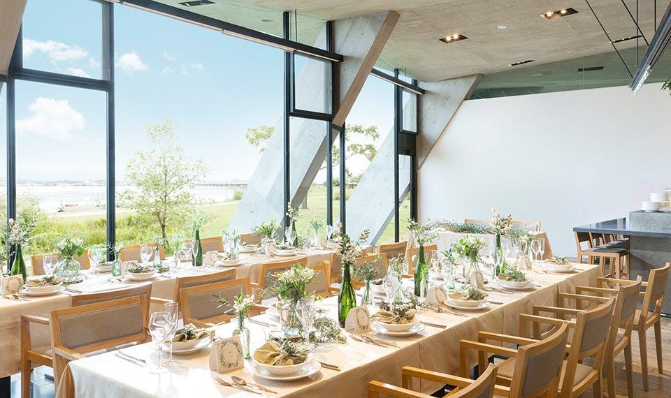 琵琶湖を一望するレストランを貸切 撮影限定(セトレマリーナびわ湖) の写真0