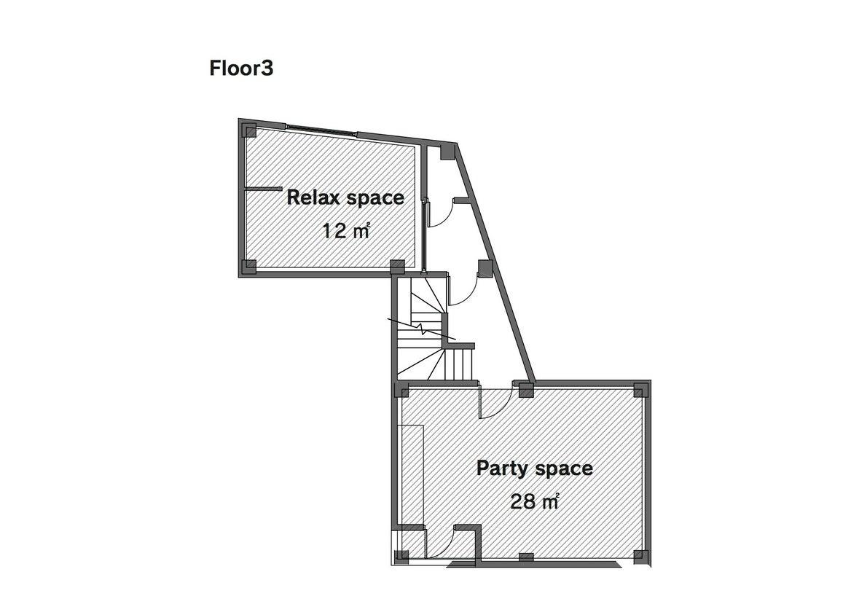 【水道橋/後楽園】大きなキッチンと設備が整ったイベントスペース のサムネイル