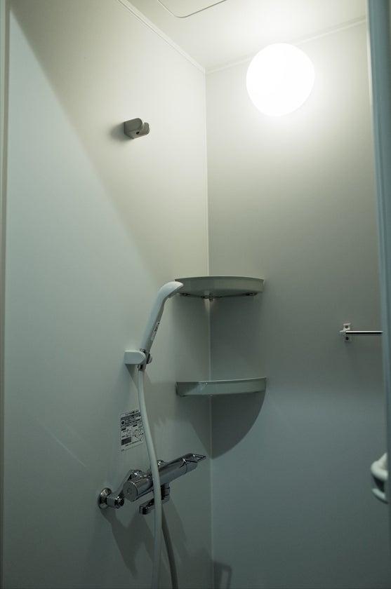 シャワー2基