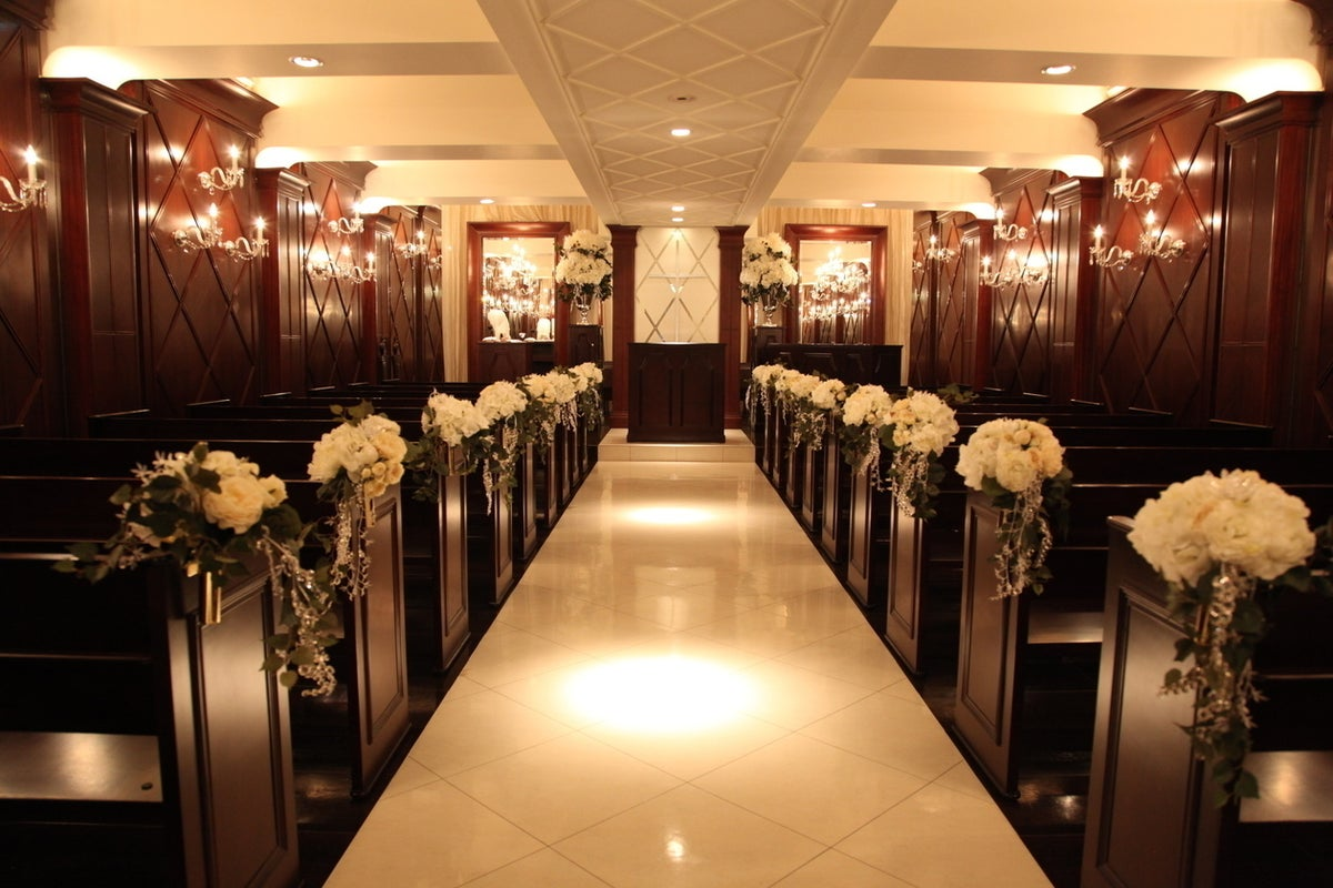 【溜池山王駅 徒歩30秒】THE LEGIAN CLUB HOUSE 赤坂 スィートチャペル の写真
