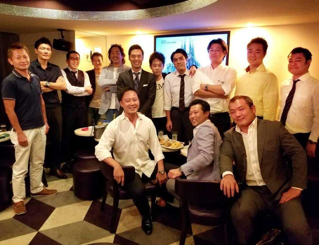 新橋駅2分  イベント/パーティー/撮影 銀座クラブラウンジ♪ALA の写真