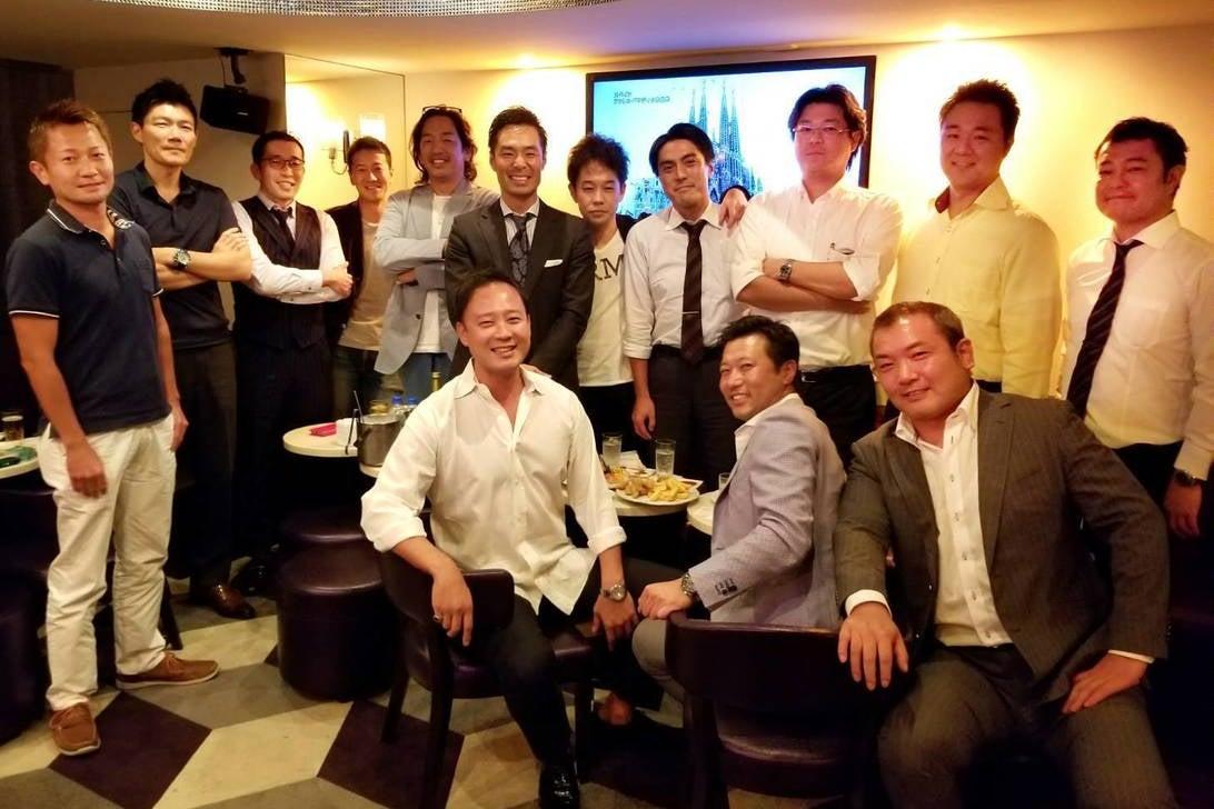 新橋駅2分イベントパーティー/ラウンジALA♪ の写真
