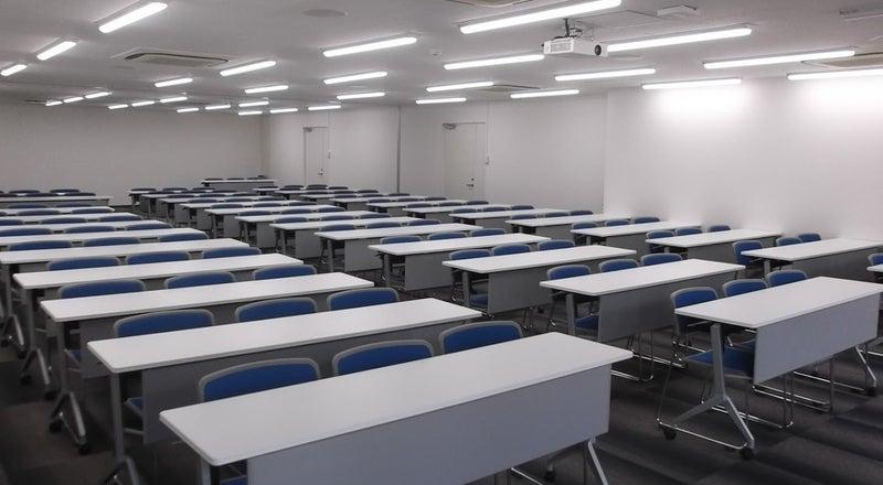 【中洲川端】駅から1分!180平米の大規模広々貸し会議室(108名)