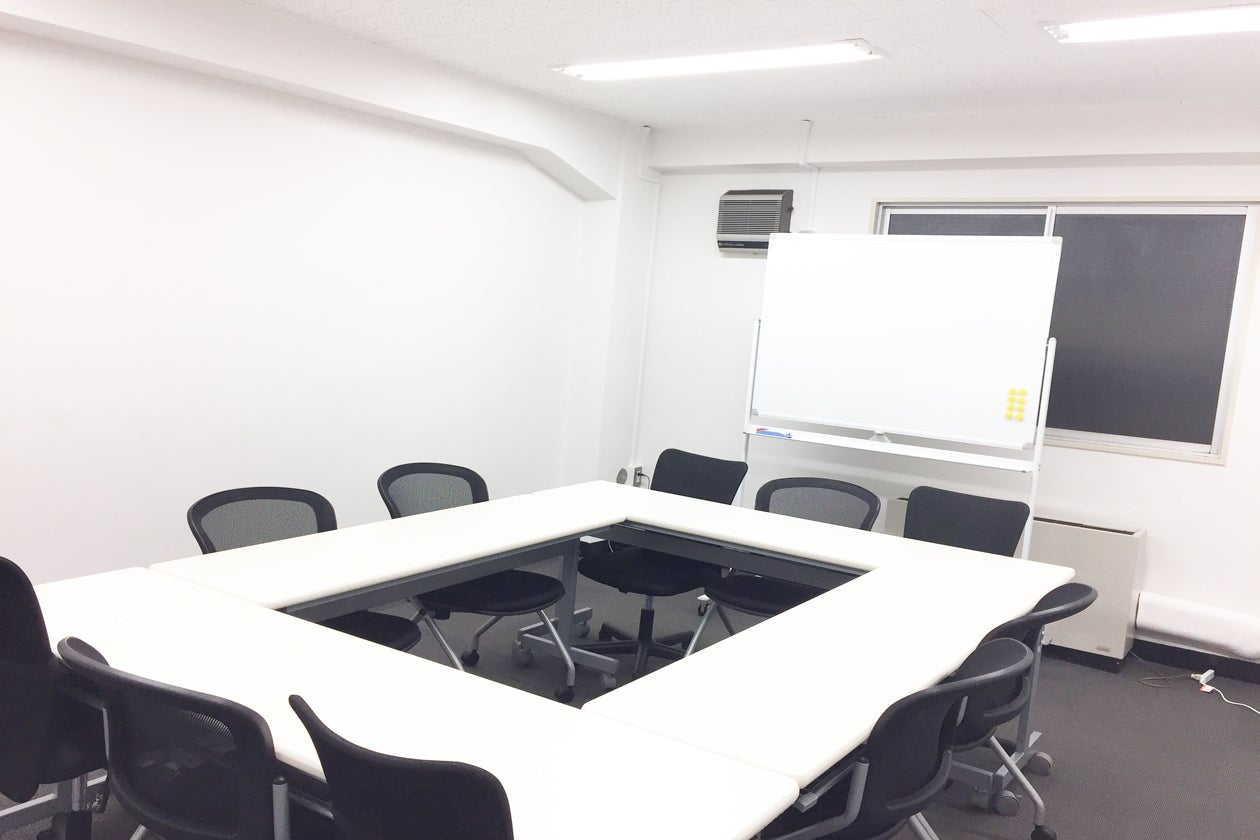 秋葉原駅御茶ノ水駅から徒歩4分無線LAN完備 格安 15人までの少人数会議 オフ会など最適なスペース の写真