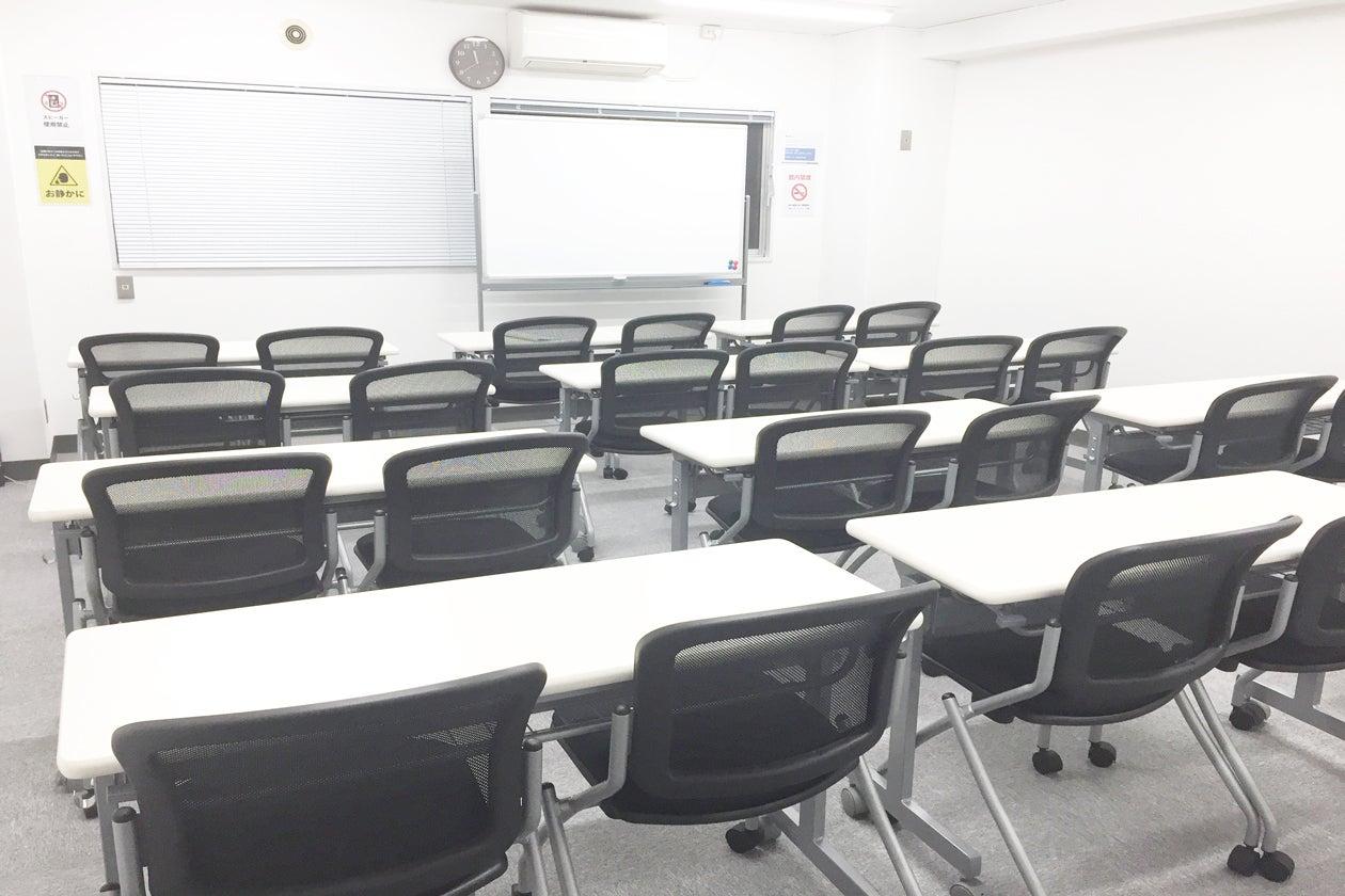 新宿三丁目 新宿駅から駅近 徒歩3分 中規模会議室 30人まで セミナー 会議 オフ会などに最適