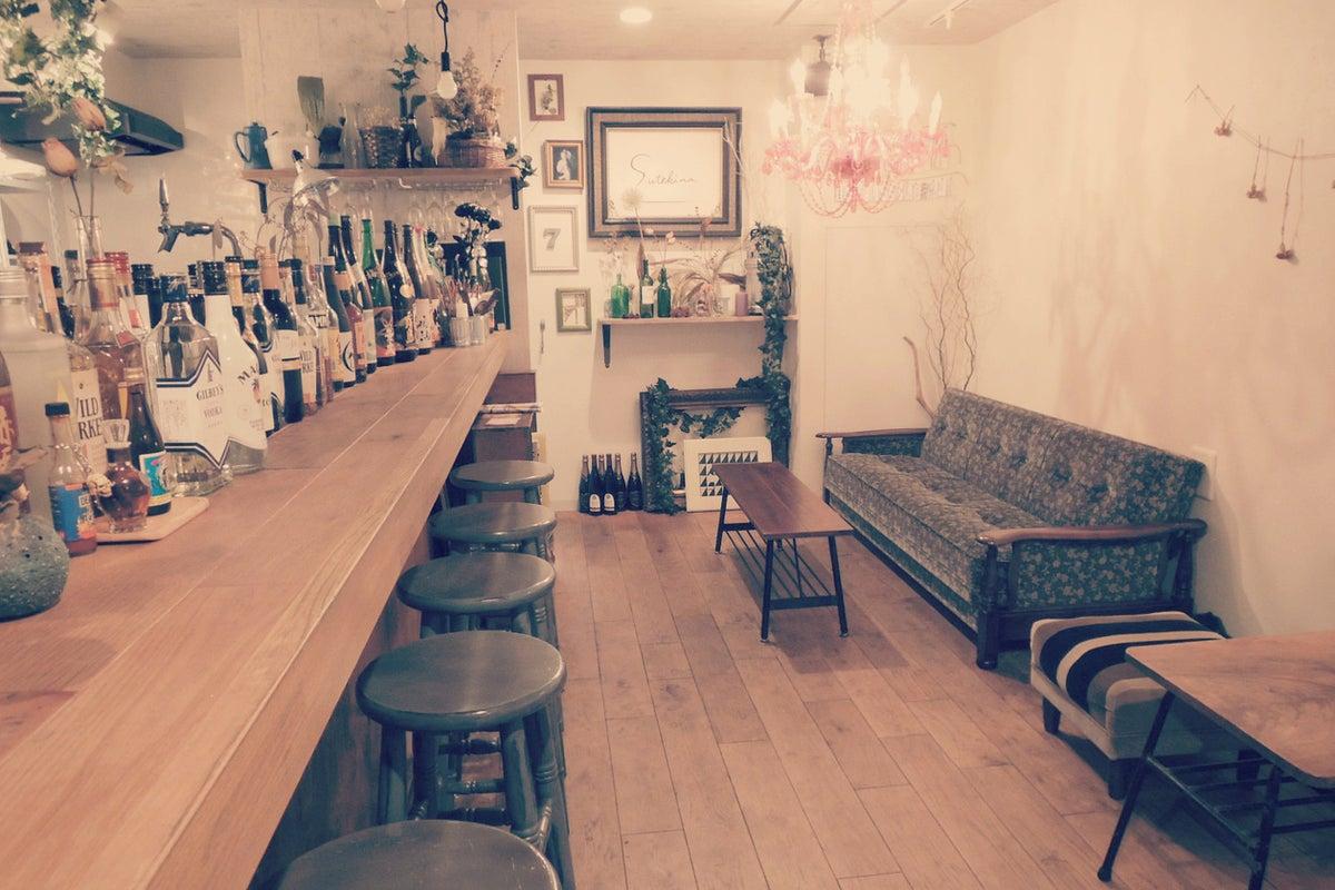 【吉祥寺】駅から3分!ライブもできちゃう隠れ家Cafe「Sutekina」 の写真