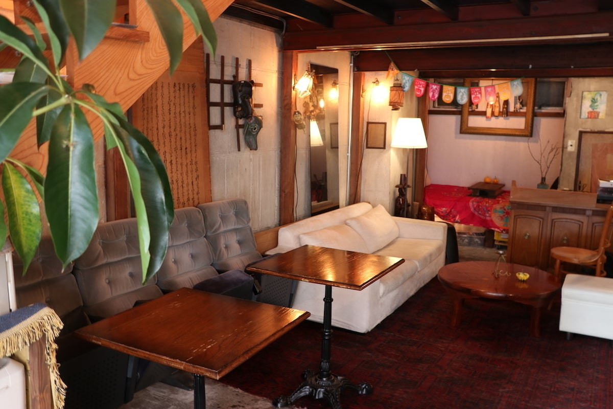 【浅草駅 徒歩1分】座敷ロフトあり!ソファーあり!家のようなゆったり隠れ家カフェでイベント開催! の写真