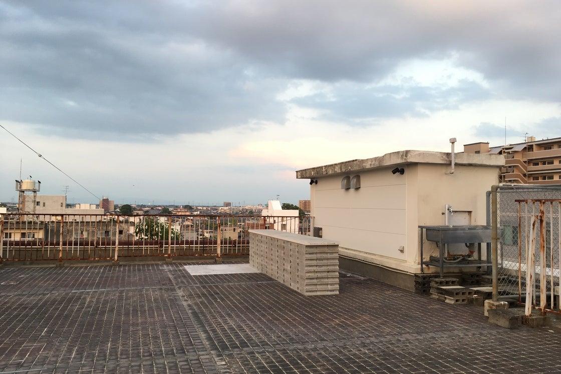 ON THE ROOF 屋上レンタルスペース の写真