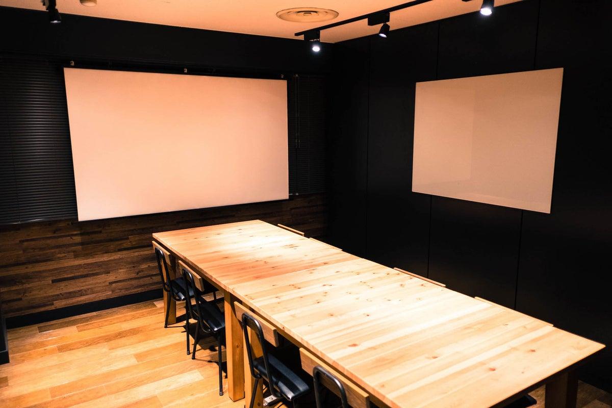 【渋谷駅近】POINT EDGE ShibuyaBASE 会議室A の写真