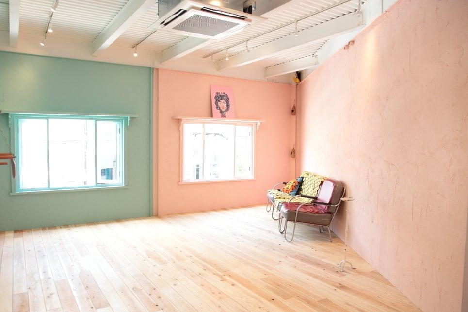 【大阪】ポップで優しい空間!どこにもない「フォト・ワンダーランド」coccopalace 2F  の写真