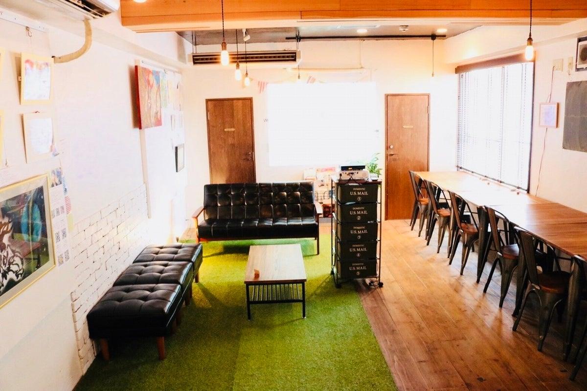 【キッチン♪プロジェクター♪電源Wi-Fi♪テレビゲーム 無料♪】阿佐ヶ谷駅チカ!様々な用途で使える落ち着いたカフェスペース☆ の写真