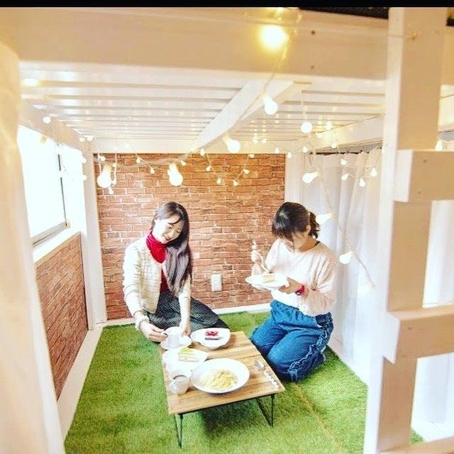梅田駅から徒歩10分!キッチン付き!最大45人!パーティーや料理教室、サプライズにオススメ! の写真