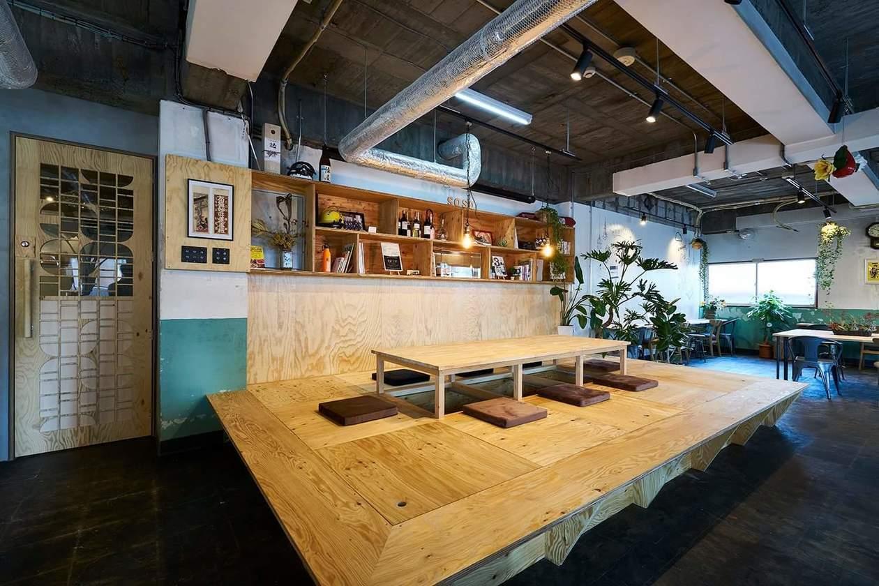 【川崎駅徒歩8分】築54年のビルをリノベーション-掘りごたつのあるノスタルジックなスペース-トークイベント・研修・会議にも対応(イベントスペース創荘) の写真0