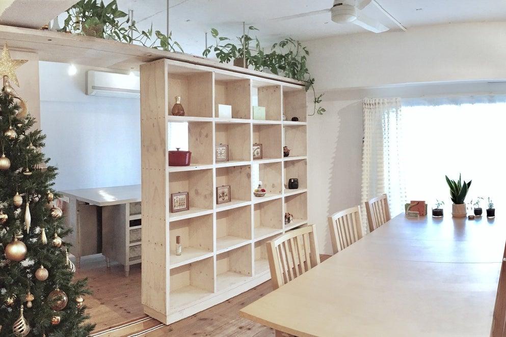 【ゆったり50㎡】五反田・大崎駅から徒歩5分。無垢材基調の落ち着いた隠れ家キッチンスタジオです。 の写真