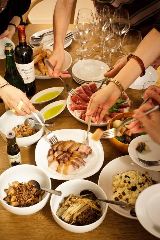 【阿佐ヶ谷】古民家で?!出張シェフの料理でランチパーティしよう!(一人当り価格表記です)(シェアサロン古民家asagoro×出張料理・ケータリングのPRIME CHEF) の写真0