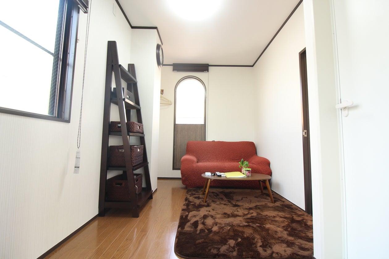 亀有徒歩3分、和モダンレンタルスペース、お昼寝(キッチン・洗濯機・布団3枚) のサムネイル