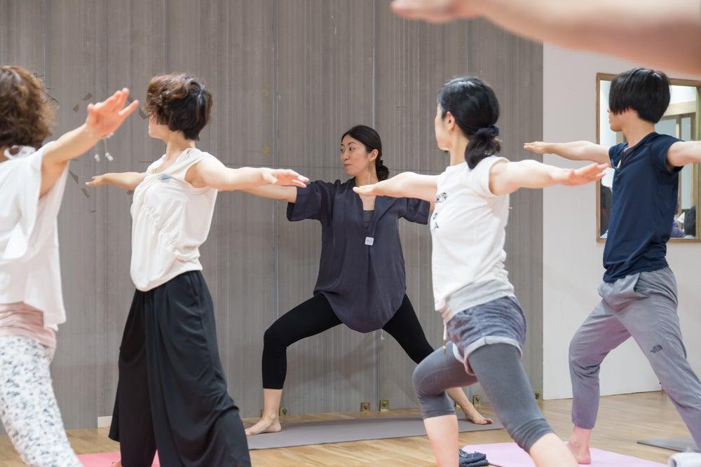 【横浜みなとみらい】STUDIO/ヨガやダンス、トークショーなどに使えるスタジオです。 の写真