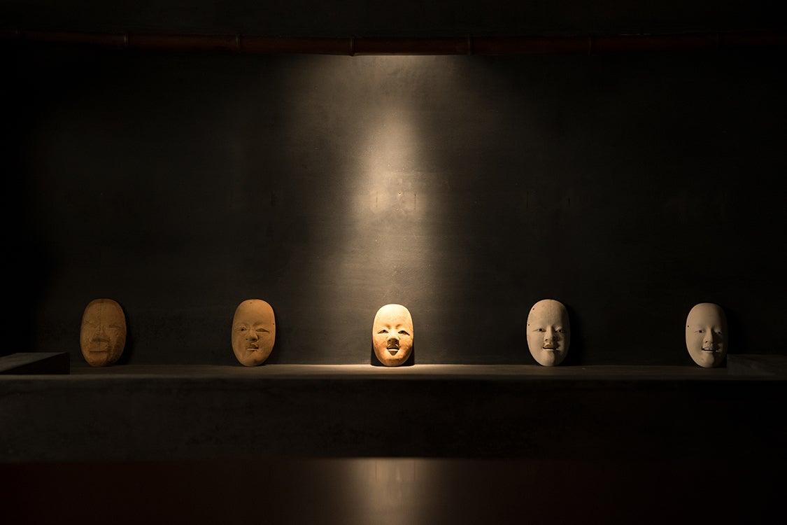 大阪中央公会堂を望む大正モダン建築【西天満竹井】ハウススタジオ の写真