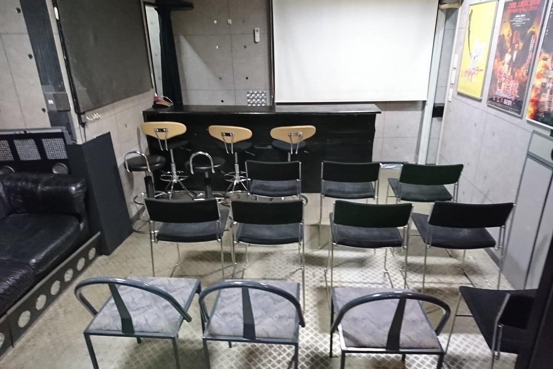 中野駅8分 プロジェクタ キッチン wifi 24H ★ルナベース の写真