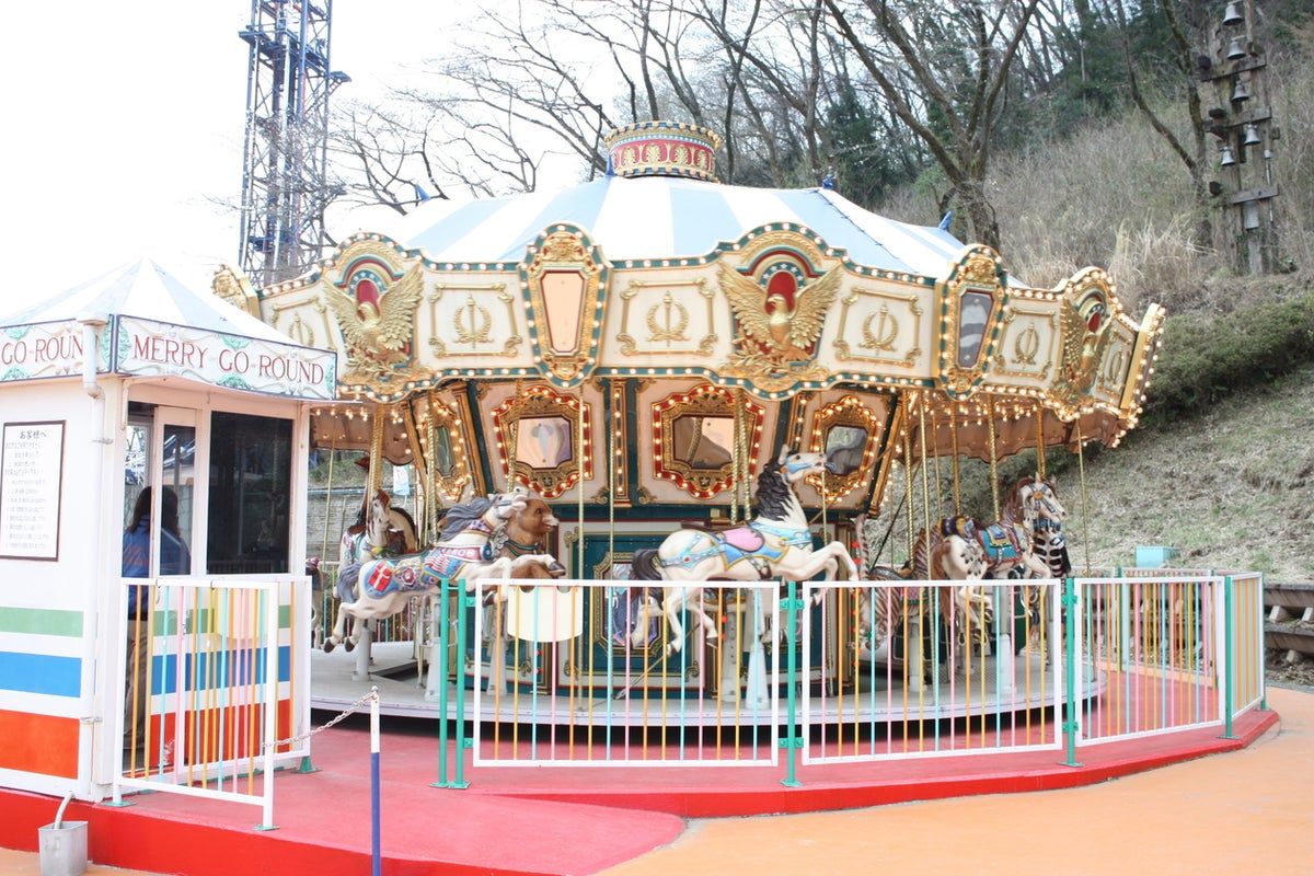 ★ロケ撮影に最適! 東京サマーランド遊園地&プール の写真