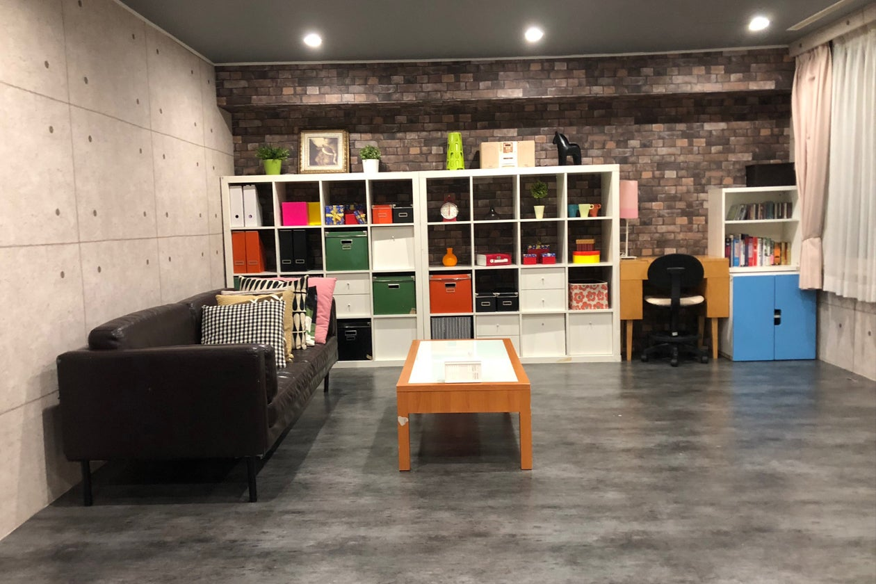 sora4階 RoomI デザイナーズルームのレンタルスペース  【北参道徒歩3分】(sora4階) の写真0