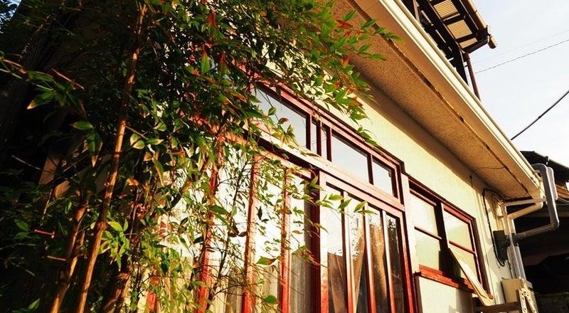 鎌倉由比ガ浜の古民家ゲストハウスを利用する。