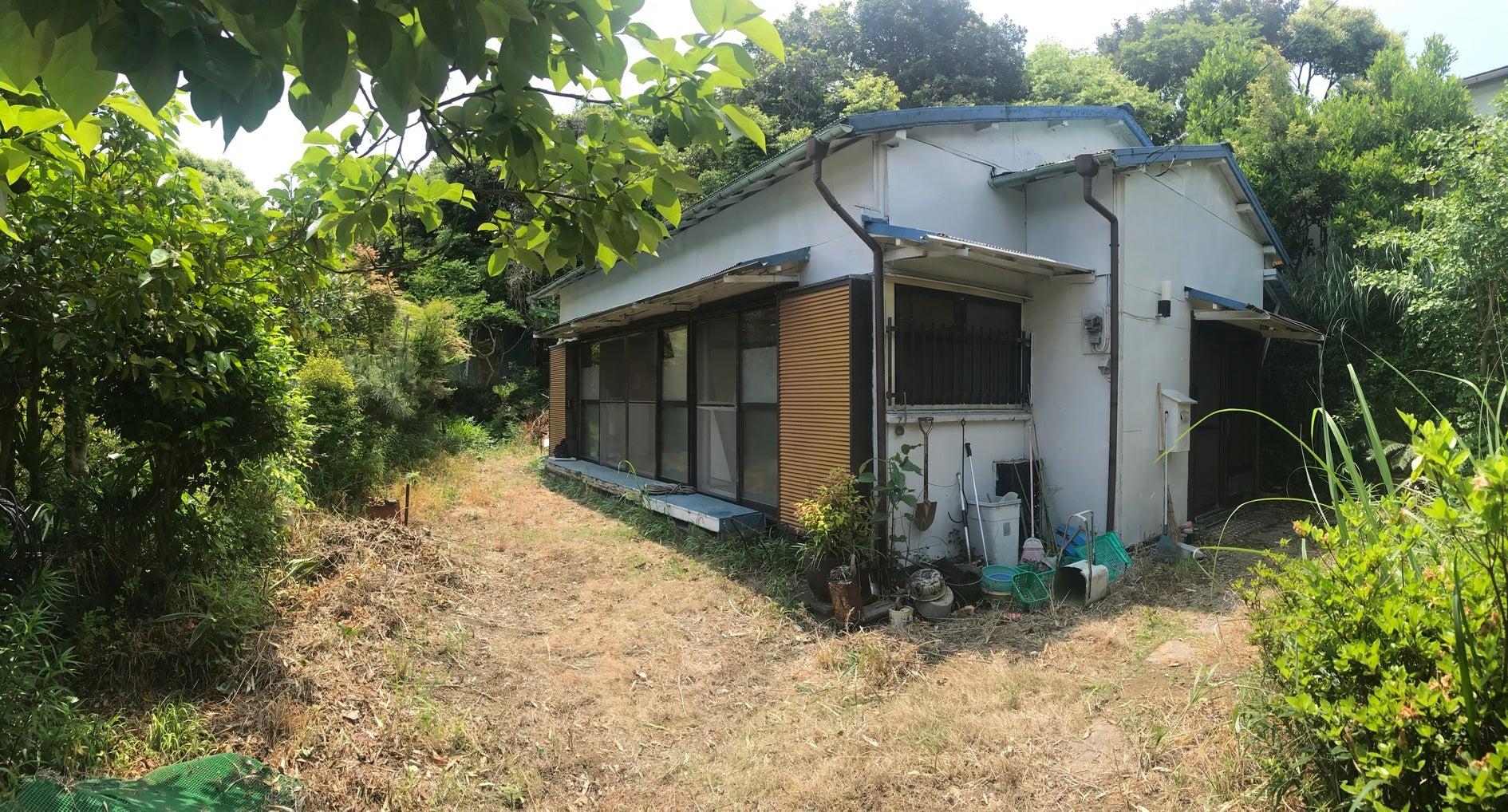 【横須賀】山の上の広い庭付き古民家 CASE#00001(ケース・ワン)(【横須賀】山の上の広い庭付き古民家 CASE#00001(ケース・ワン)) の写真0